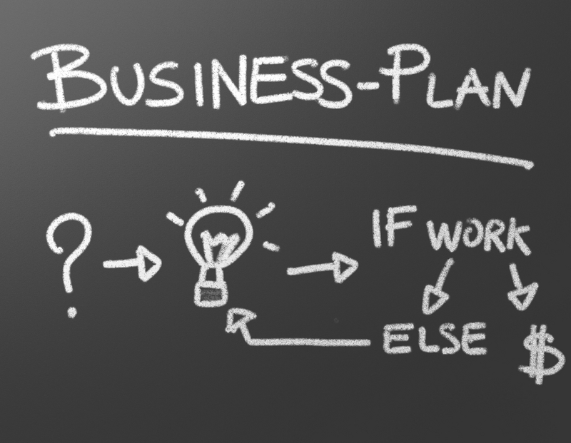image: business plan