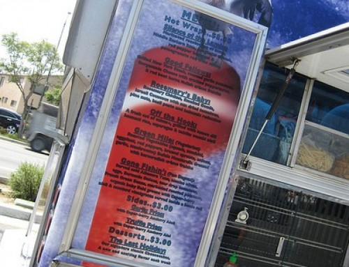 15 Tips For A Great Food Truck Menu Board