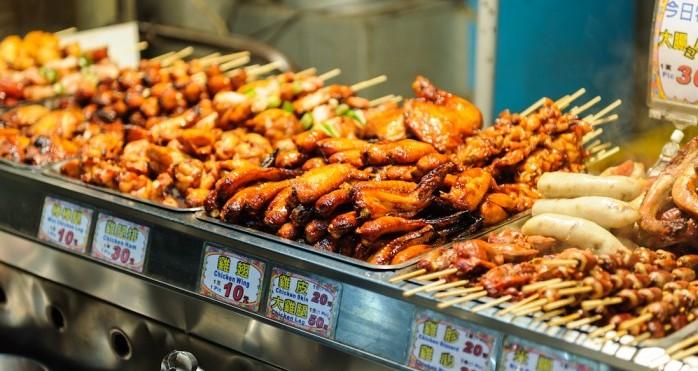 street food fun facts