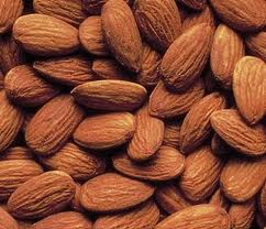almonds
