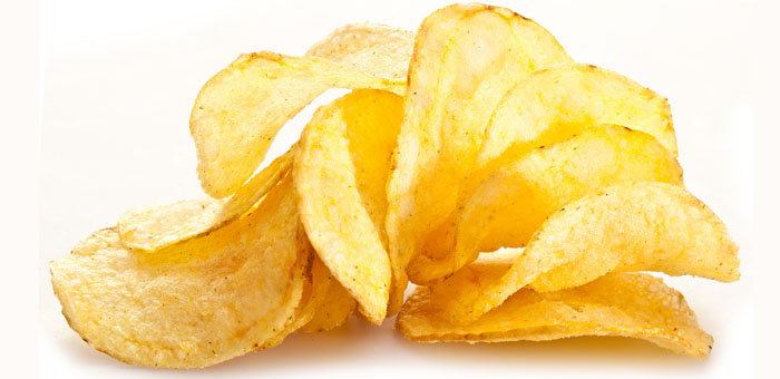 potato chip fun facts