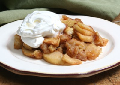 Apple Betty Fun Facts