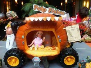 pumpkin food truck