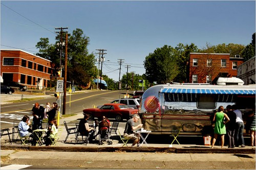Chapel Hill Food Truck