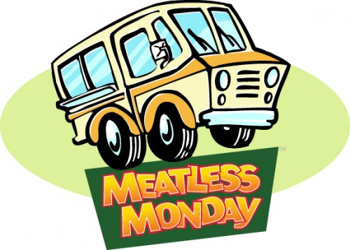 meatless monday food truck