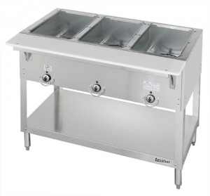 Propane Steam Table