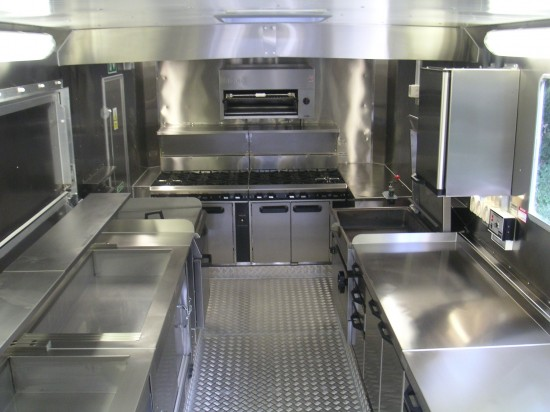 Mobile Kitchens Interior Layout - Home Interior Design Ideas