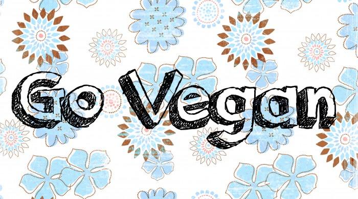 vegan food truck customers