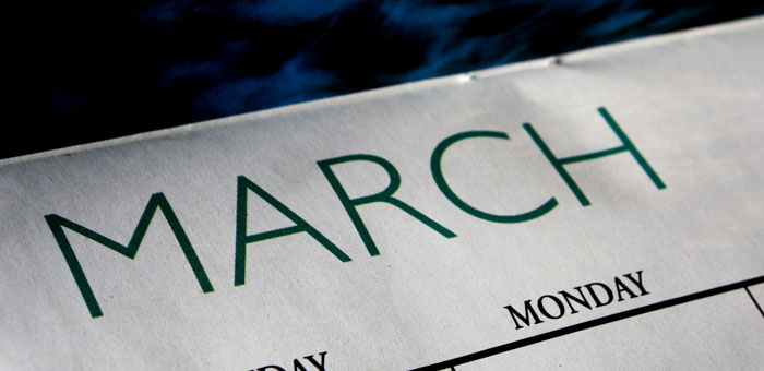 march food holidays