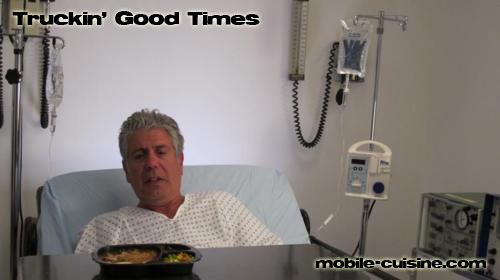 bourdain in hospital