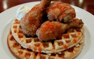 chicken and waffles fun facts
