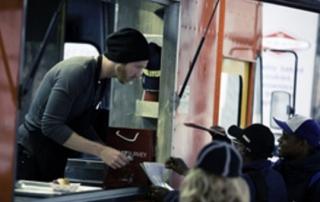 food truck uniforms