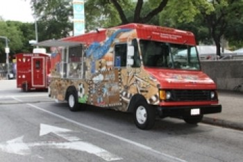 GREAT AMERICAN COOKIES FOOD TRUCK