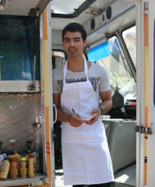 joe jonas food truck