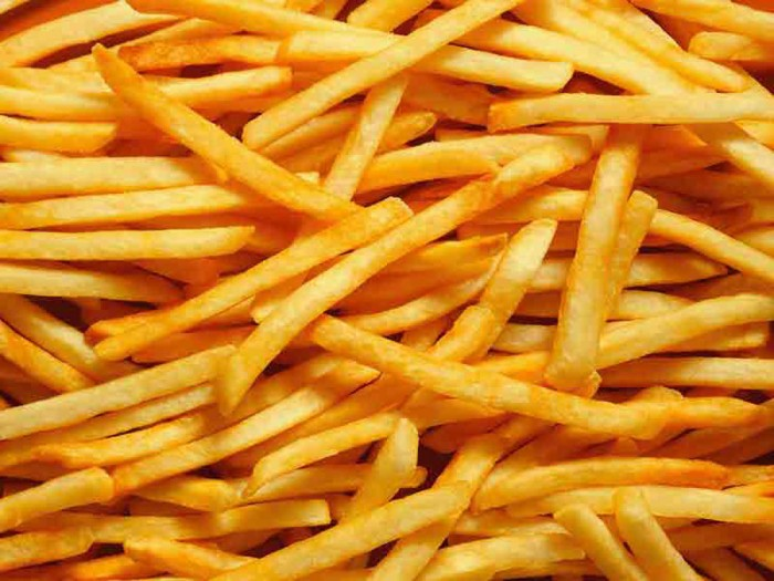 french fry fun facts
