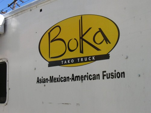 boka tako truck