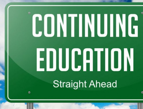 Continuing Education: Why Your Education Should Never Stop