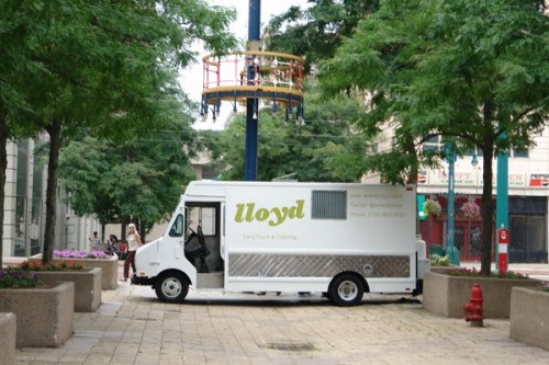 lloyd taco truck