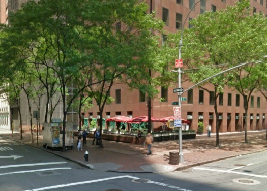 NYC Food Truck Park