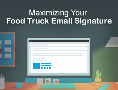 Maximizing Your Food Truck Email Signature