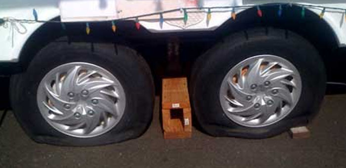 food truck tires