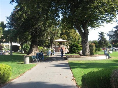 watsonville city plaza
