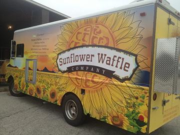Sunflower Waffle Co