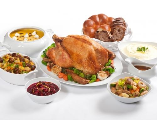 Serving Safe Food Truck Thanksgiving Meals