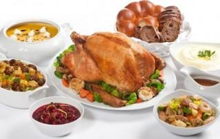 food truck thanksgiving