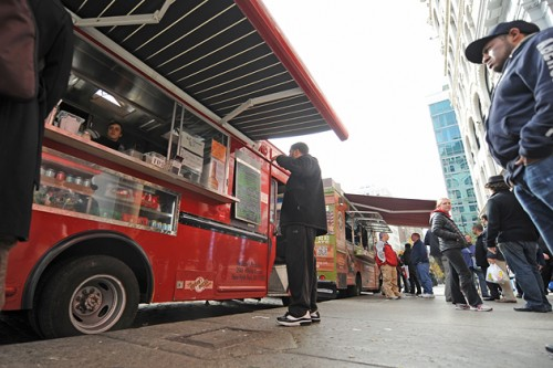 food trucks to the rescue