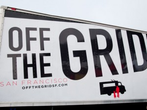 off-the-grid food truck