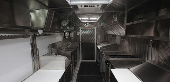 Food Truck Equipment