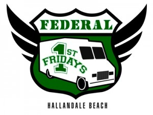 First Fridays on Federal Food Truck Event