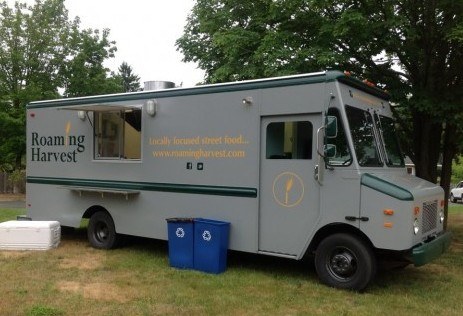 Roaming Harvest Traverse City food truck