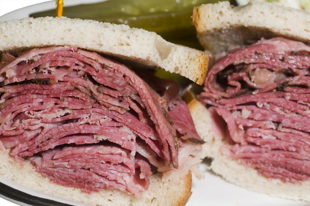 The Facts: Pastrami was originally created as a way to preserve meat ...