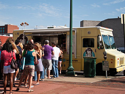 roxys food truck boston
