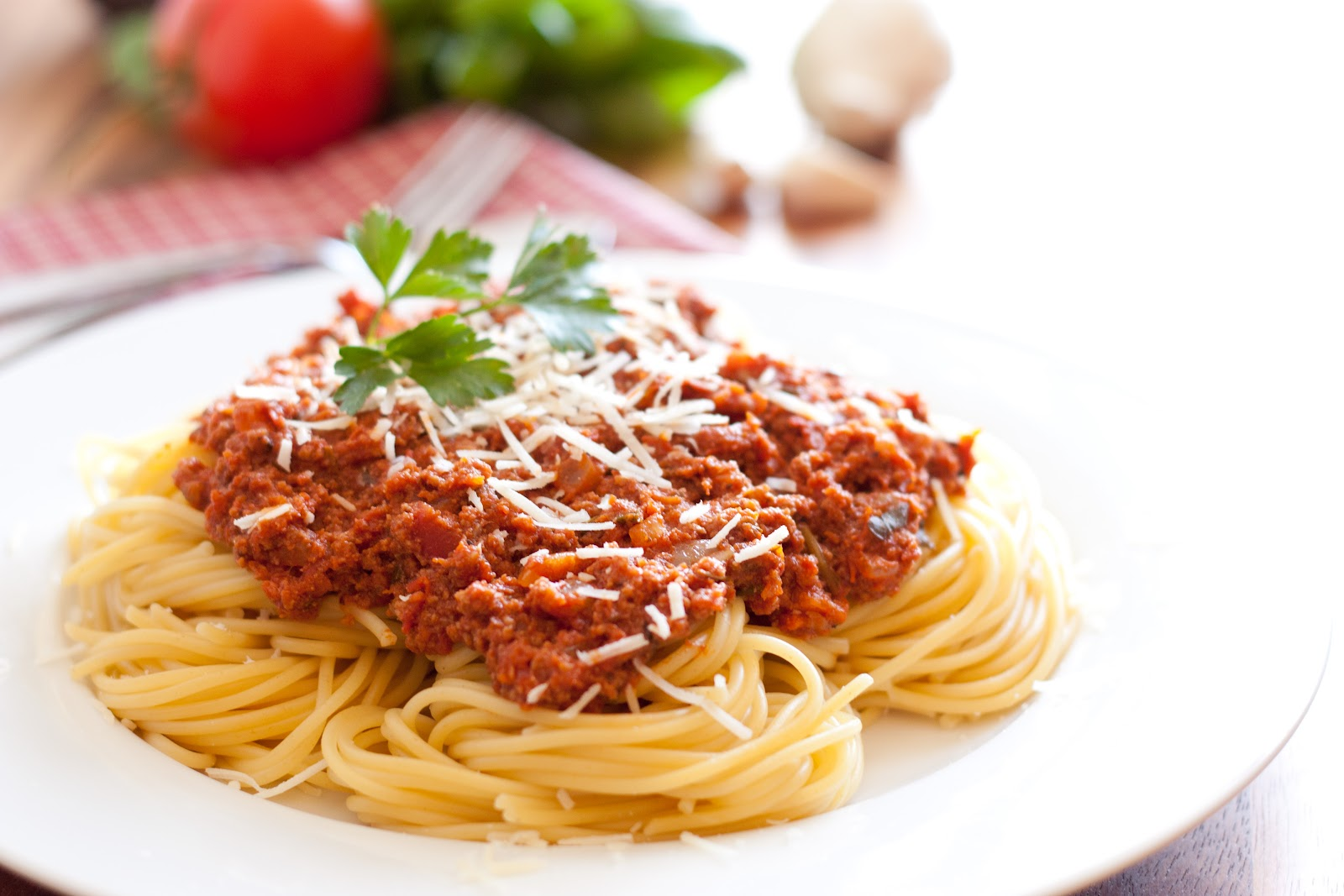 Spaghetti fun facts mobile cuisine for About italian food