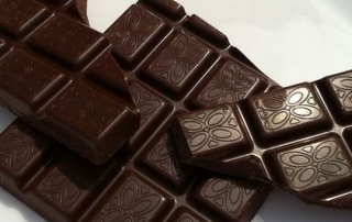 dark chocolate fun facts