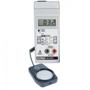 lighting design light meter