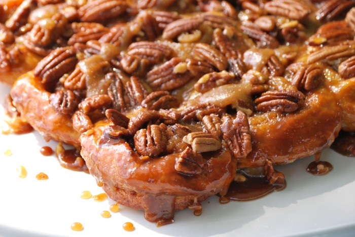 sticky bun fun facts