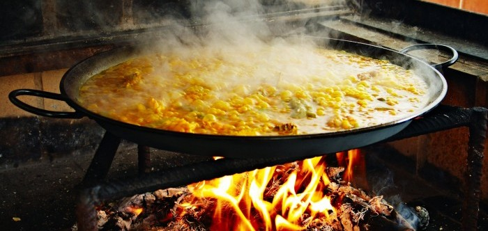 Paella fun facts