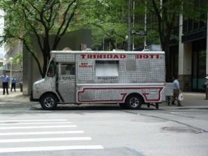 Nio's Trinidad Roti Truck