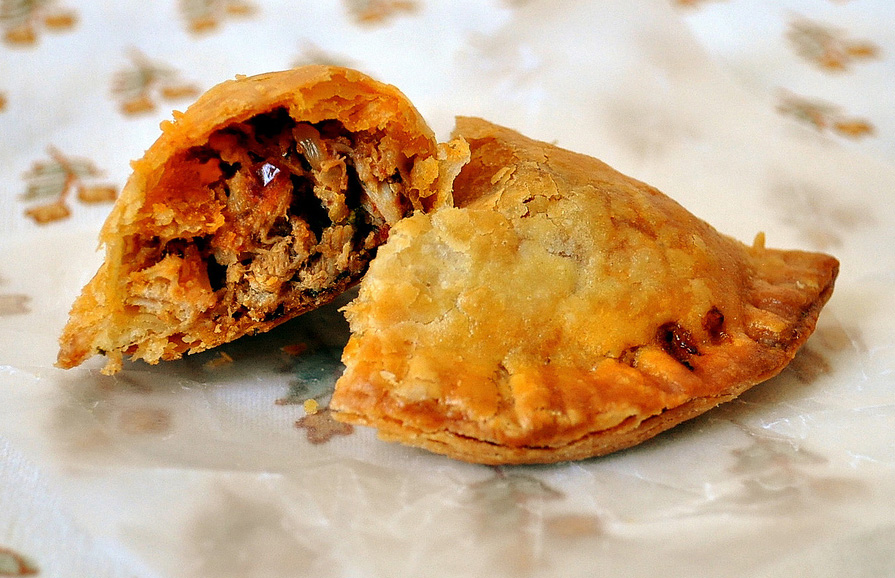 Recipe: Chicken Adobo Empanadas