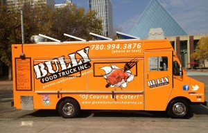Bully Food Truck Edmonton