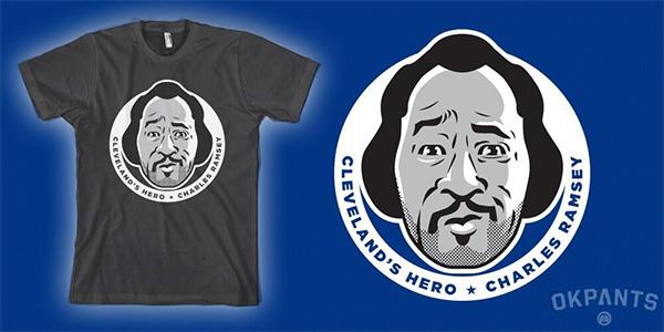 Charles Ramsey Shirt