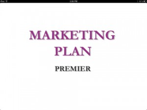 Marketing Plan Premier