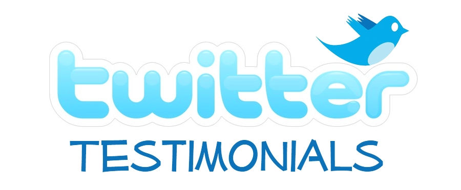 Twitter Testimonial