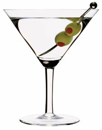 martini fun facts
