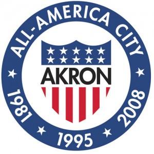 akron ohio logo