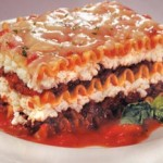 Lasagna fun facts